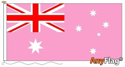 - AUSTRALIA PINK ANYFLAG RANGE - VARIOUS SIZES